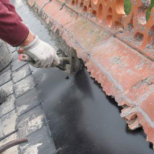 tejados impermeabilizados