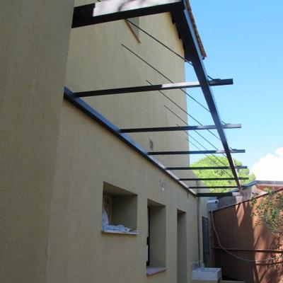 Pergolas Madera Segovia Porches Jardin Metalicos Aluminio Madera - Porches-metalicos