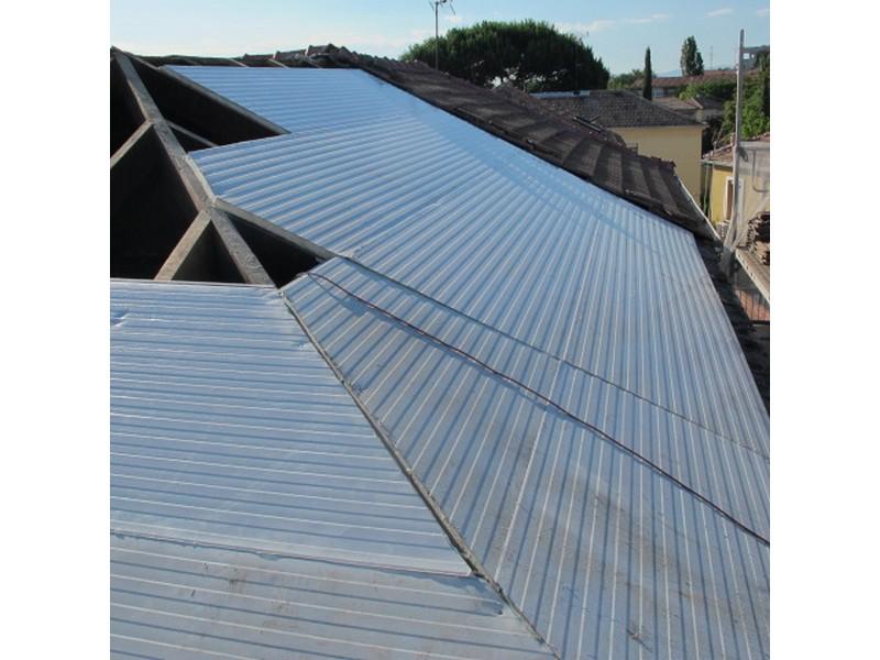 rehabilitación tejado viejo en Madrid