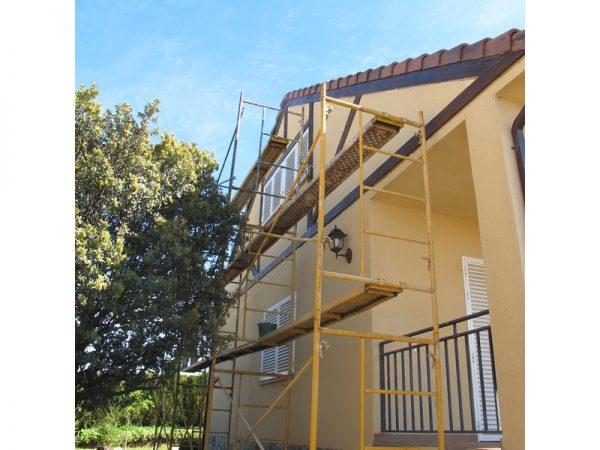 rehabiiltación de fachadas