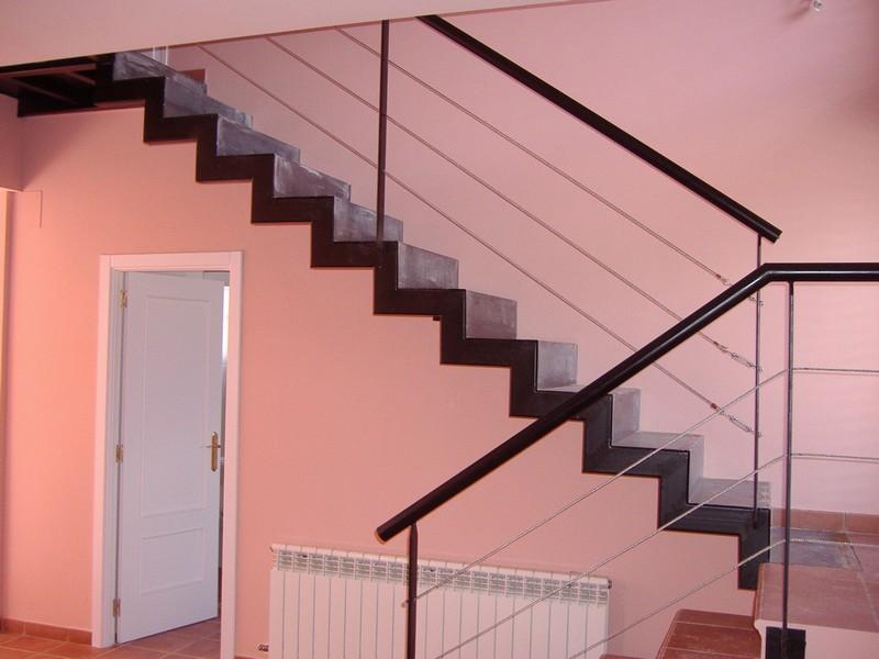 construcción de escaleras en Madrid