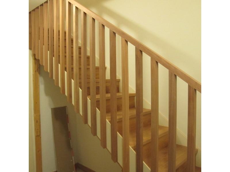 construccion escaleras