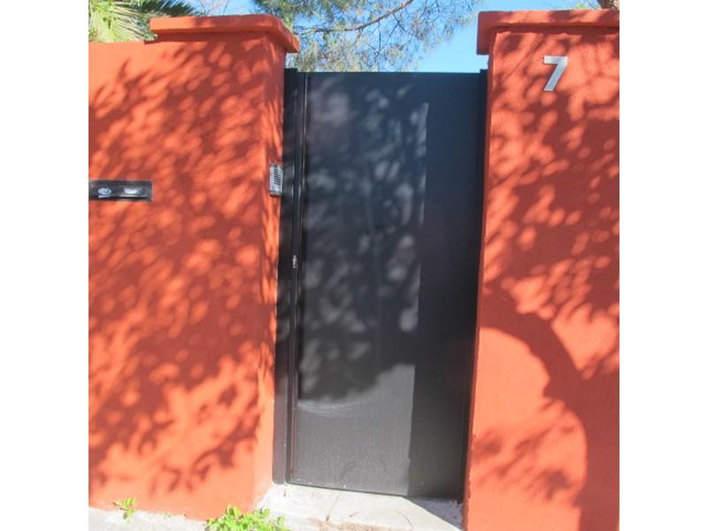 instalación puertas y cerramientos